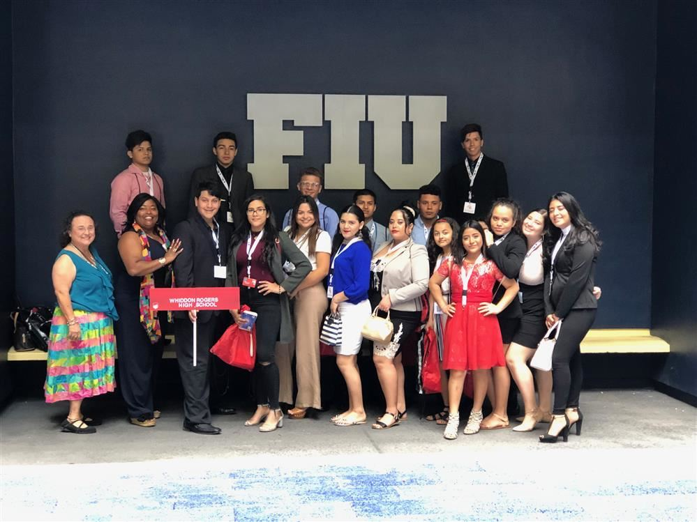 Latinos in Action at FIU