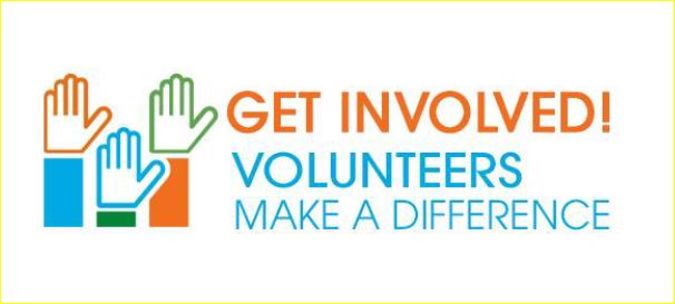 Volunteers make a difference!