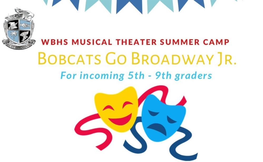West Broward High School Musical Theater Summer Camp