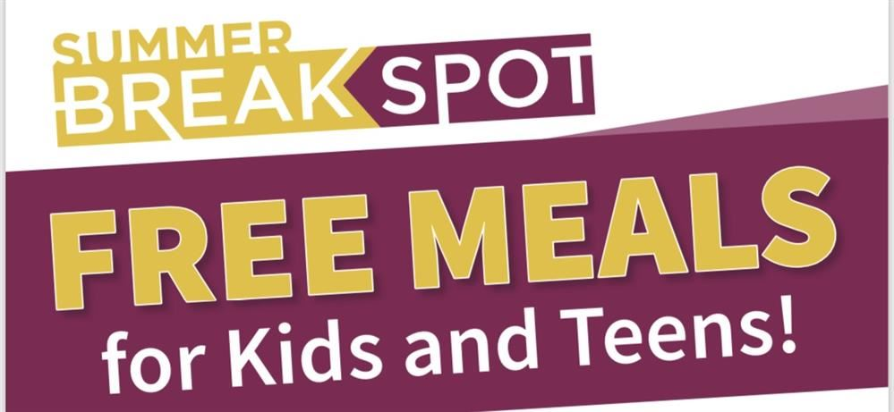 Free Meals for Kids and Teens - Click here for more information!