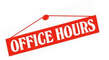 Office Hours for Virtual Learning