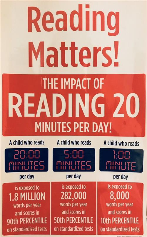 Image result for reading matters