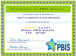 pbis award certificate