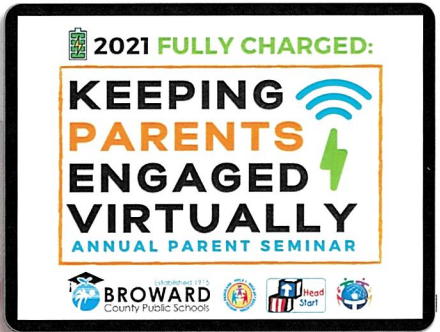 2021 Title I Annual Parent Seminar  January 30, 2021 Sign up Now