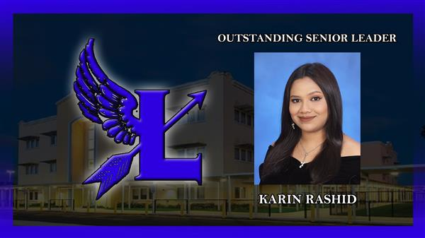 Senior Leader: Karin Rashid