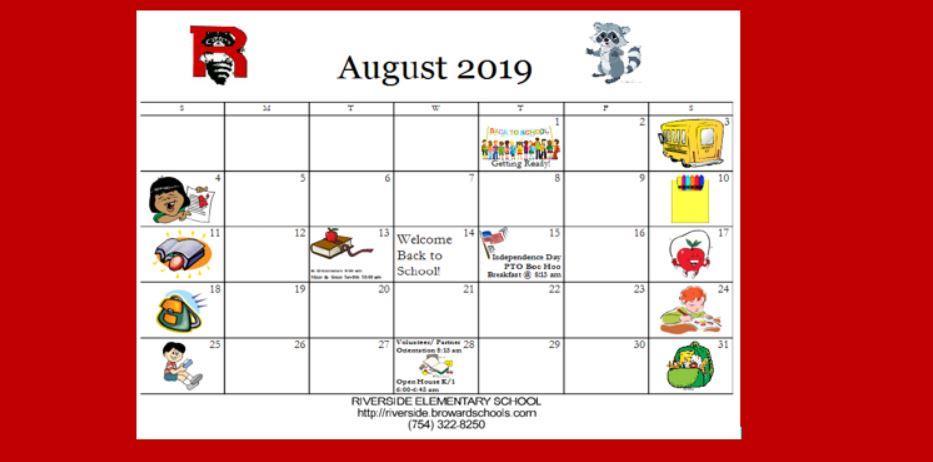 Northshore School District Calendar.Riverside Elementary Homepage