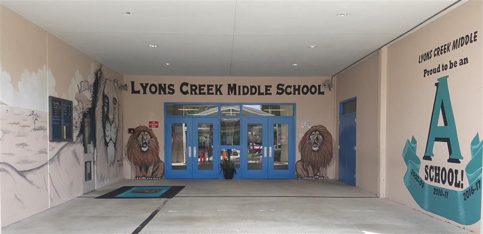 Lyons Creek Middle Homepage