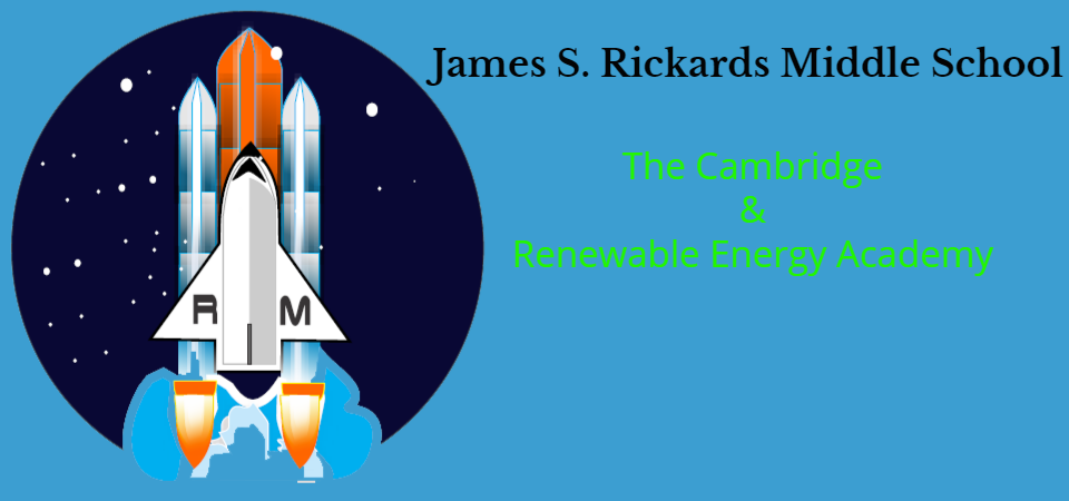 James S  Rickards Middle / Homepage