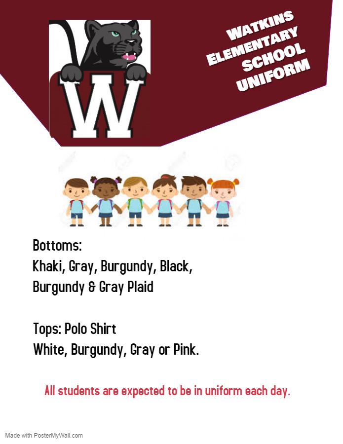 Watkins Elementary / Homepage