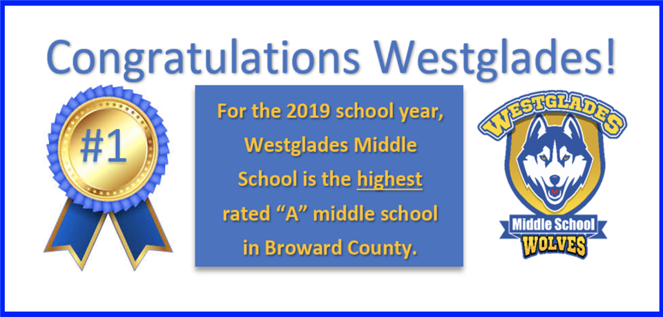 Westglades Middle / Homepage