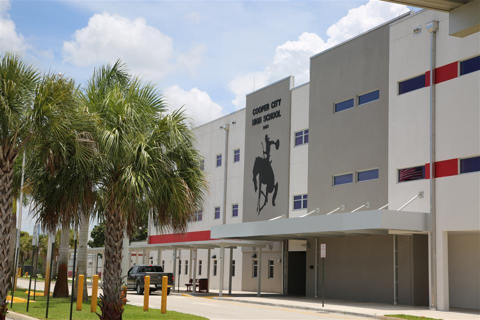 Cooper City High School / Homepage