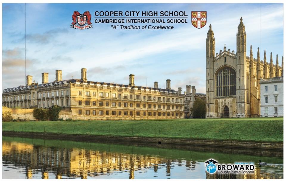 Cooper City High School Homepage
