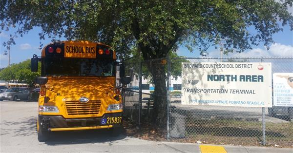 School Bus Transportation Departments