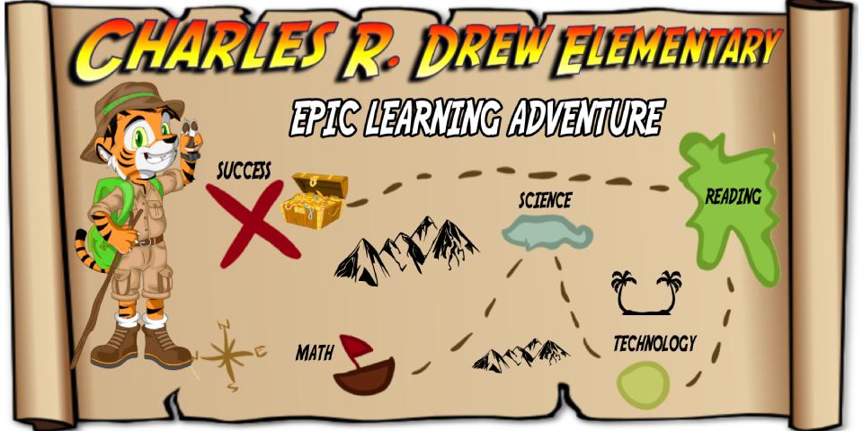 Charles R  Drew Elementary / Homepage