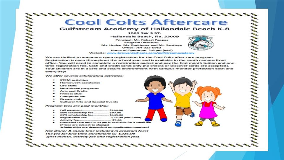 Gulfstream Academy of Hallandale Beach / Homepage
