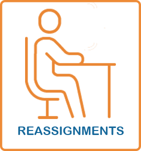 Reassignment Program icon