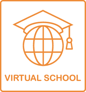 Virtual School Program icon