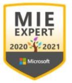 microsoft innovative educator expert badge
