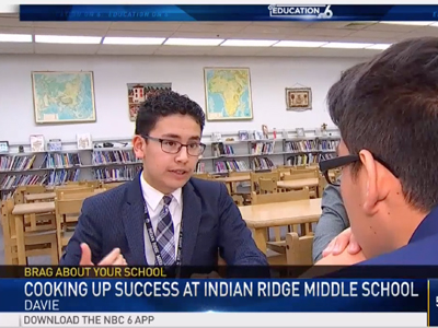 Brag About Your School: Indian Ridge Middle School