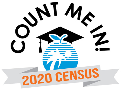 Have you completed the 2020 Census? If not, there's still time to be counted. Respond by calling 844-330-2020 or online.