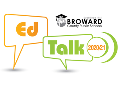 Make your voice count. Register now for Ed Talk 2020/21.