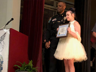 Attucks Middle School Student's Heroism Helps Keep Students Safe in Ohio