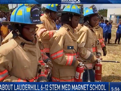 NBC6 Brag About Your School: Lauderhill 6-12 STEM Magnet