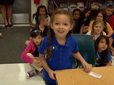Even the smallest students get big benefits from debate in BCPS. Watch the NBC 6 feature.