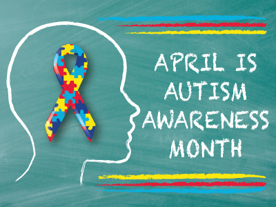 BCPS Supports Autism Awareness Month