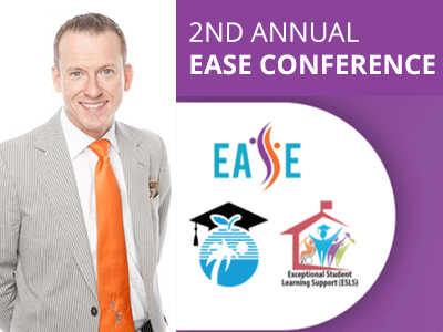 BCPS presents the 2nd annual Educating All Students with Excellence (EASE) Conference on Friday, October 18.