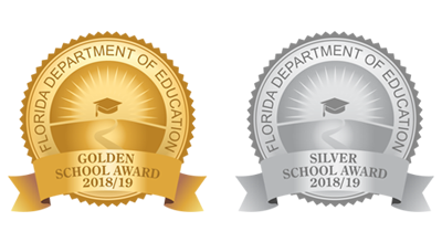 Congratulations to 76 District schools for receiving the Golden and Silver School Awards.