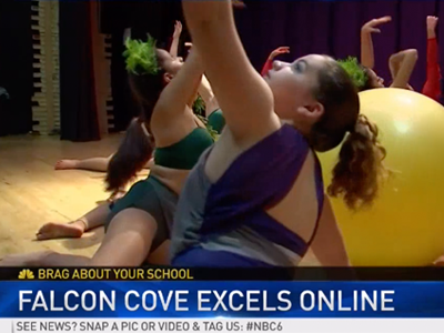 NBC 6 Brag About Your School: Falcon Cove Middle School Earns 'A' Rating 19 Years in a Row