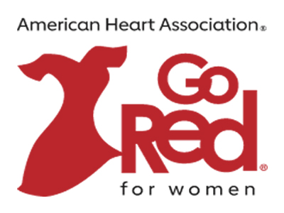 BCPS Goes Red in support of  @GoRedForWomen