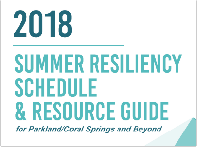 BCPS Announces 2018 Summer Resiliency Schedule and Resource Guide